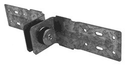 RSIC-CWB  Resilient Sound Isolation Clips - Chase Wall Brace
